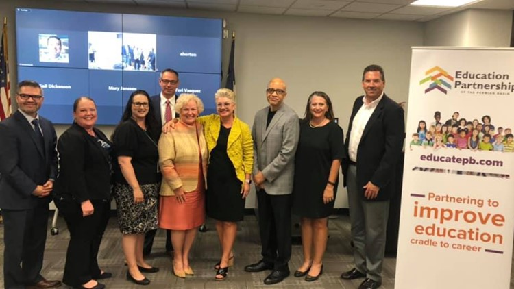 Organizations partner up to benefit education in the Permian Basin