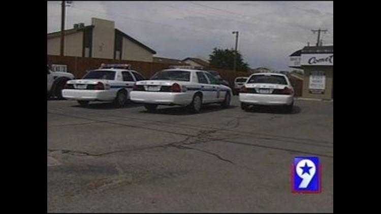 Police Investigating Truck-Pedestrian Accident in Midland