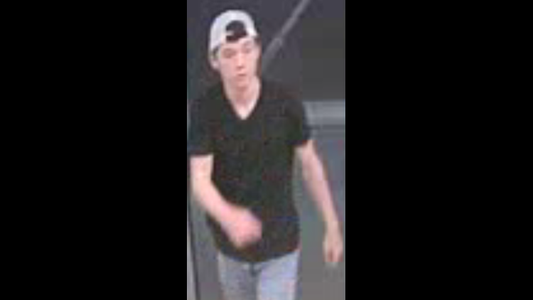 OPD looking for 2 men in connection to Kent Kwik theft