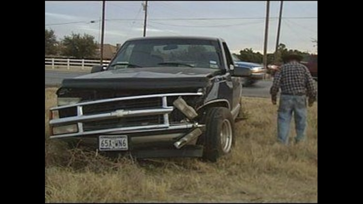 Woman Injured in Accident in Midland County