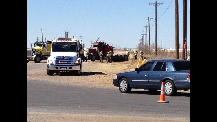 One Killed, One Injured in Morning Accident on Highway 158