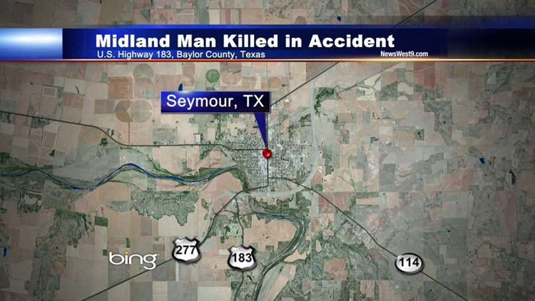 Midland Businessman Killed in Baylor County Accident | newswest9 com