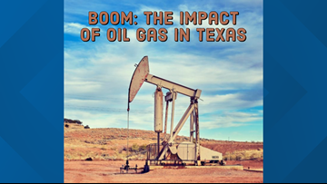 BOOM: A Conversation About How the Oil and Gas Sectors Impact Texas takes place in Odessa