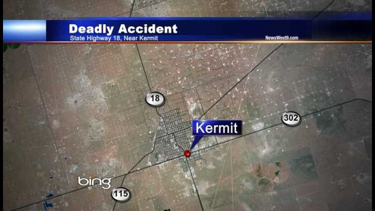 1 Killed, 1 Injured in Winkler County Accident | newswest9 com