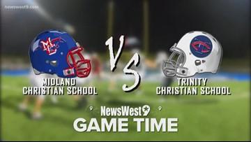 Week 7-Midland Christian vs. Trinity Christian