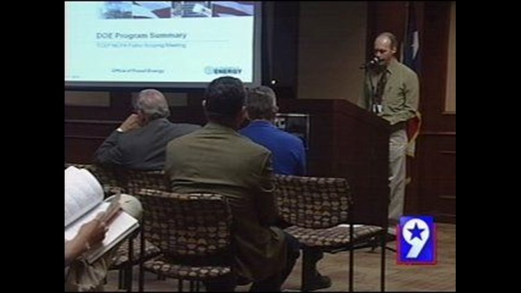First Public Hearing Held for Odessa Clean Coal Plant