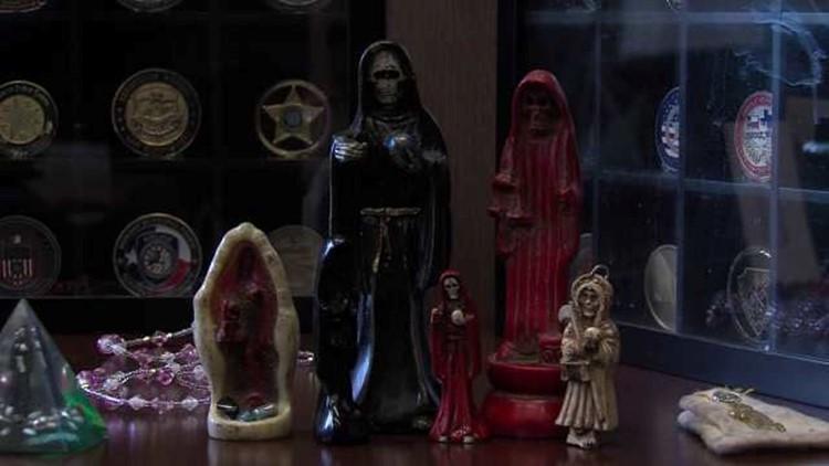 NewsWest 9 Special Report: Santa Muerte, Part I   newswest9 com