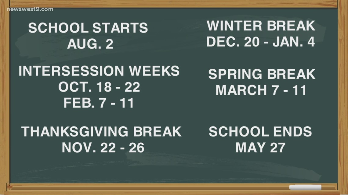 MISD moving to two-week intersession calendar