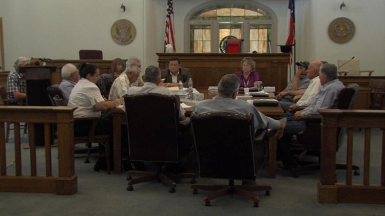 Middle Pecos Board Denies Permit for Fort Stockton Holdings