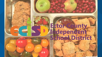 ECISD begins summer meal program