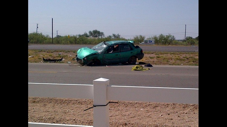 Man Killed in Rollover Accident on Interstate 20 in Midland County