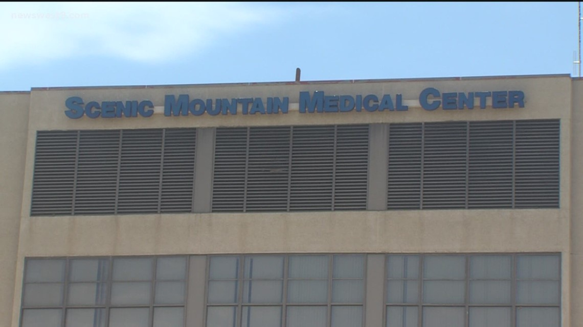 Scenic Mountain Medical Center holding first dose drive thru vaccine clinics