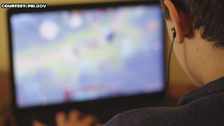 FBI attempts to crack down on child sextortion cases