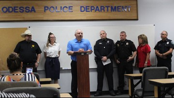 Odessa law enforcement will be actively patrolling for underage drinking parties