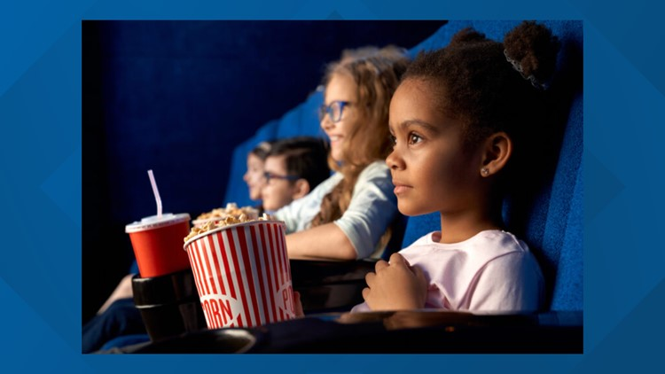 Sensory friendly movie showings at Cinergy for children with sensory sensitivity
