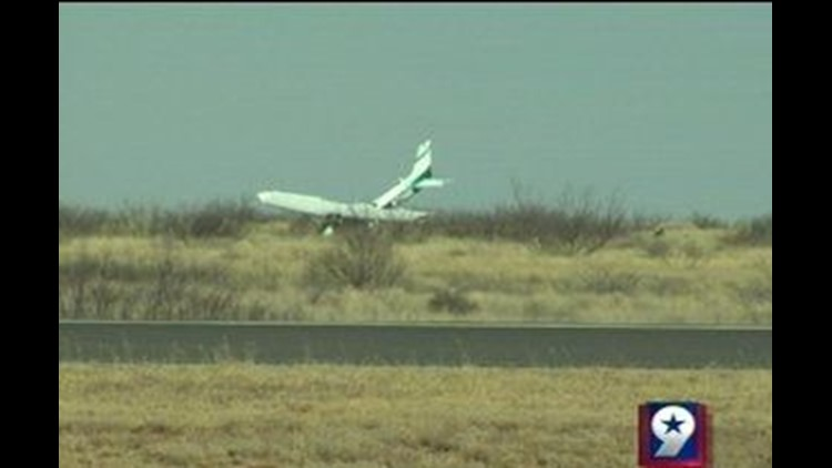 Small Plane Crashes After Take-Off at Andrews Airport