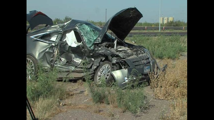 Odessa Woman Killed in Morning Accident on Loop 338