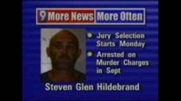 Jury Selection Begins Monday for Steven Glen Hildebrand
