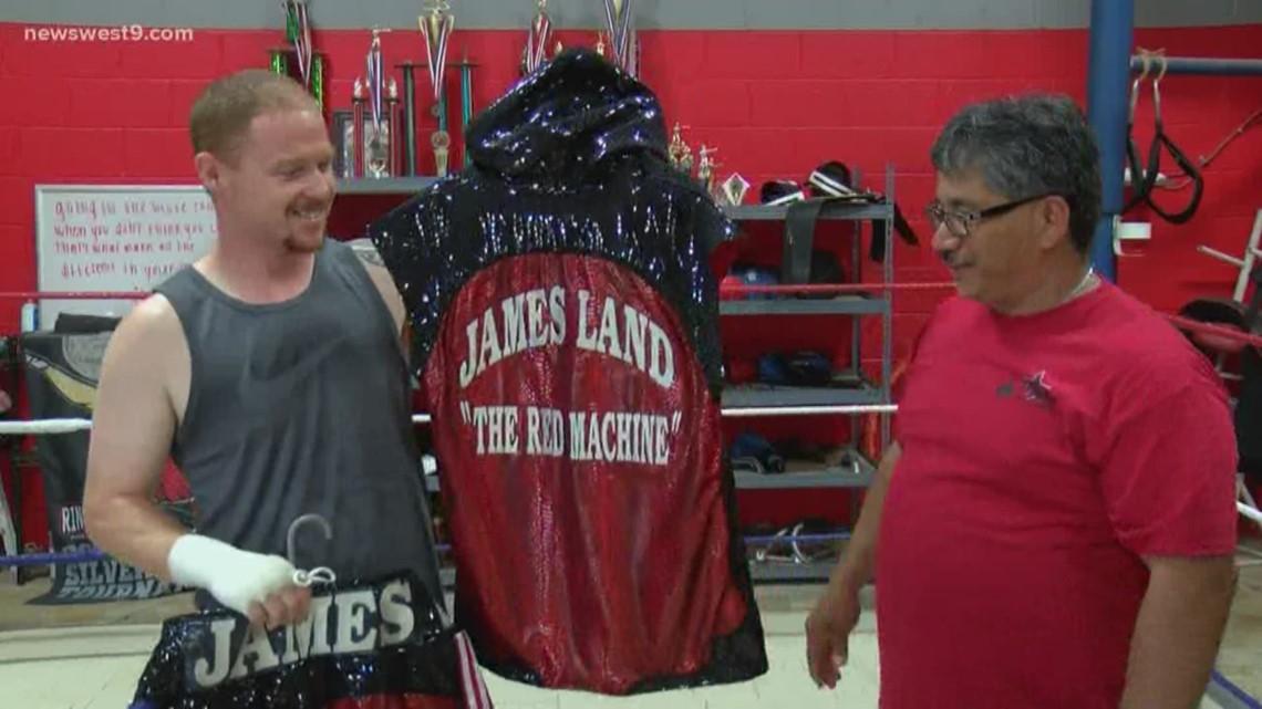 Midland's James Land to make Pro Boxing Debut