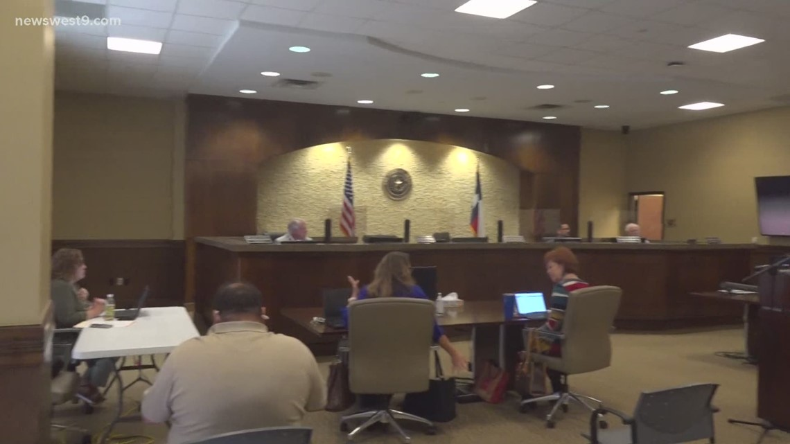 Midland County adjust budget to accommodate active shooter grant