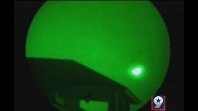 Special Report: Possible UFO's Over The Permian Basin