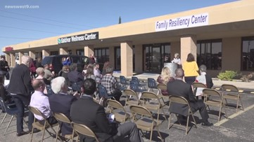 Family Resiliency Center to service victims and people affected by Aug. 31 mass shooting