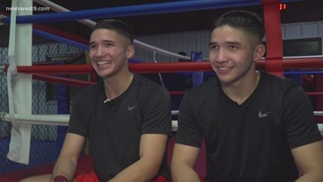 Twin Boxers head to state