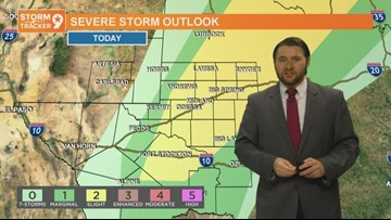 Morning Weather Update 5/24/2019