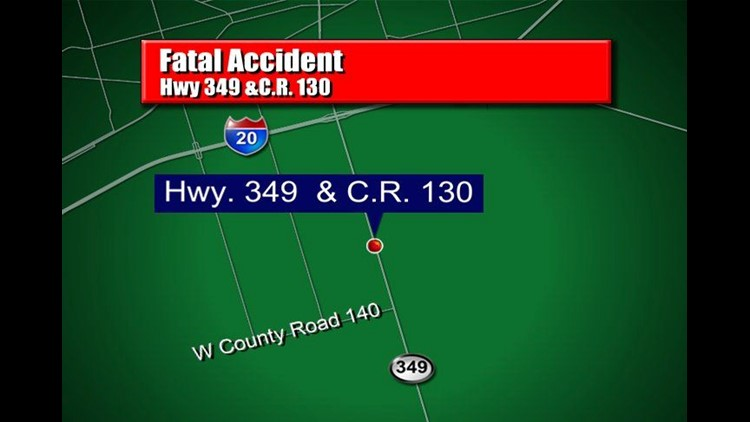 Man Killed in Fatal Accident in Midland County   newswest9 com