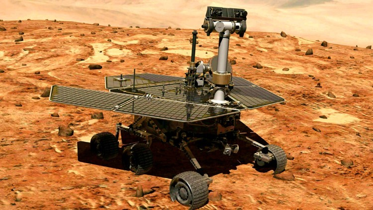 NASA Opportunity rover finally bites the dust after 15 years on Mars