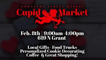 Shop for Valentine's Day at Cupid Market