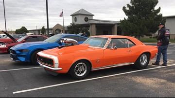 Monthly 'Cars and Coffee' show features hot rods to super cars