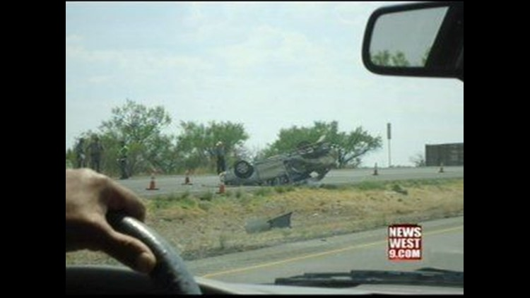 Man Killed in Rollover Accident in Howard County | newswest9 com