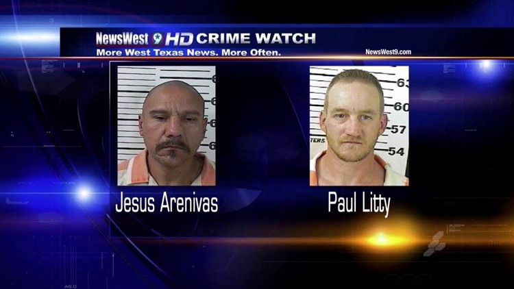 Two New Mexico Men Caught Stealing Copper Wire From Pump Jack Site