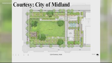 City Council provides update on downtown Centennial Park