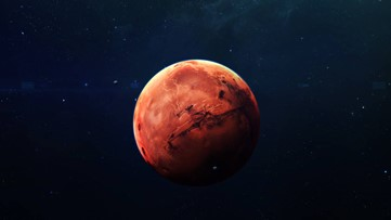 Take a virtual visit to Mars