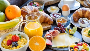 Treat your mom to a brunch buffet this Mother's day