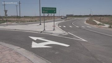 City of Midland provides tips for driving on new roundabout