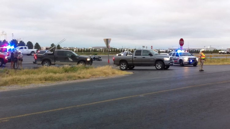 Midland Man Killed in Morning Motorcycle Accident in Midland County