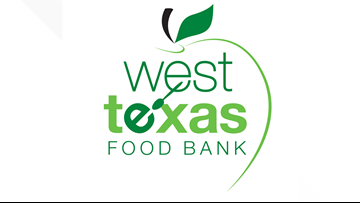 Volunteers give back to community with West Texas Food Bank on MLK Day