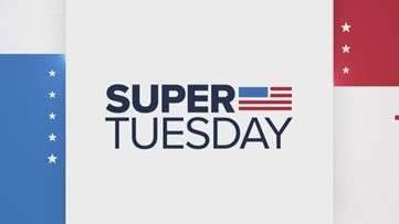 Super Tuesday election coverage in Texas