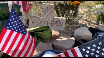 Remembering the life of Kameron Brown
