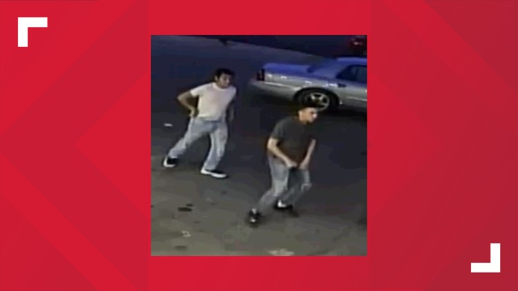 Aggravated Robbery Suspect