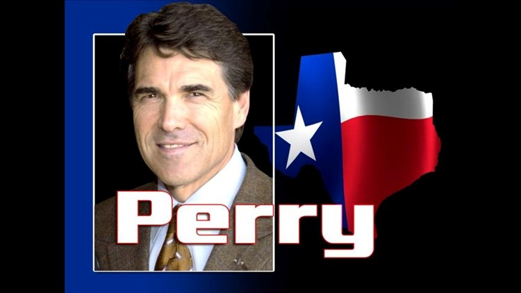Longtime GOP Texas Gov. Perry Wins Another Term