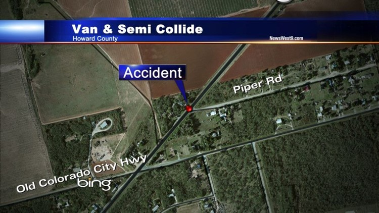 Two People Airlifted After Accident in Howard County | newswest9 com