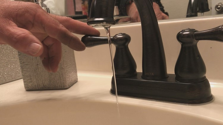 Cover your pipes, faucets to keep them from freezing this winter