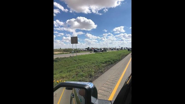 TRAFFIC ALERT: I-20 at a standstill following 3-car crash at