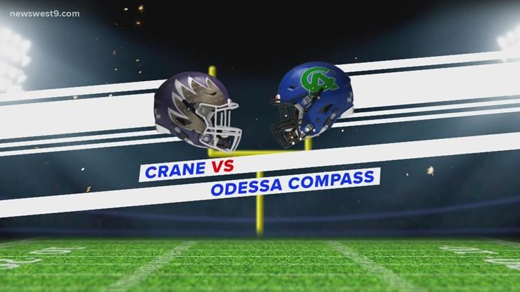 Week 7 | Crane vs. Odessa Compass