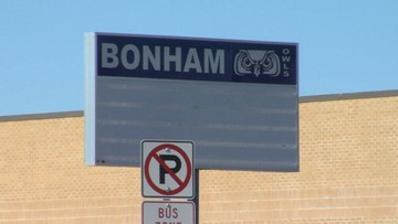 13-year-old Bonham Middle School student charged after threatening to bring gun to campus
