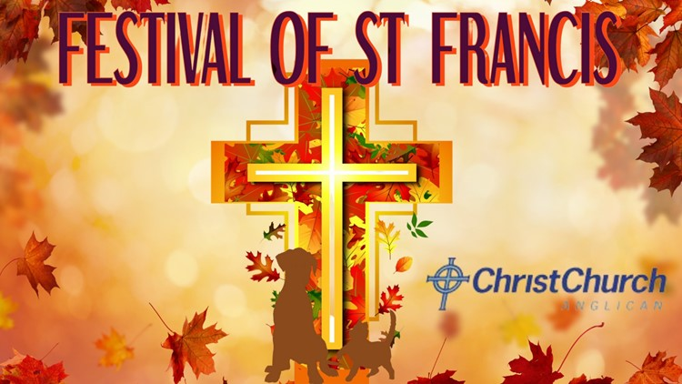 Festival of St. Francis returns to Christ Church Anglican